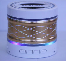 Portable Wireless Bluetooth Speaker FM Stereo Sound TF Card Subwoofer Mp3 player