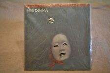 HIROSHIMA - MFSL lp - NEW - OOP - JAPAN - oop - RARE