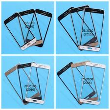 Front Touch Screen Outer Glass Lens For Samsung Galaxy Phone J Series (2016)