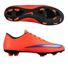 NIKE MERCURIAL VICTORY V FG SOCCER CLEATS (BRIGHT CRIMSON/VIOLET)