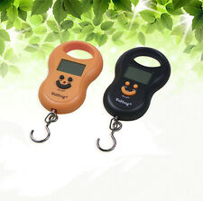 2017 LCD Digital Electronic Portable Hanging Luggage Weight Hook Scale 50Kg/10g