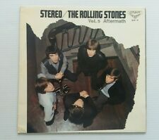 "Rolling Stones ""Aftermath Vol. 5"" 1966 Japan Rock LP London *KING* SLH 51"