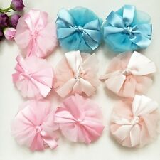 9pcs/lot Baby Toddler Girls flowers hair Bow Kids Hair Clips hair accessories