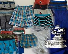 Boys Underwear Boxer Briefs Assorted Name Brands-Styles Size M Free Shipping
