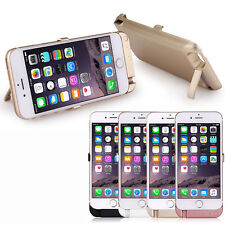 10000mAh External Battery Charger Charging Cover Case for Apple iPhone 6s 6 Plus