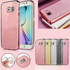 Electroplated Shockproof Chrome Bumper Protective Phone Cover For Samsung Galaxy