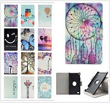 """Dreamcatcher For Amazon Kindle Fire 7""""/ Fire HD 8"""" Stand Leather Flip Case Cover"""