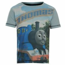 Boys Infants Thomas the Tank Engine T Shirt Top Age 1-2 Years 18-24 Months NEW