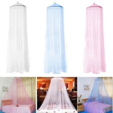 Midges Bed Dome Canopy Netting Home Round Lace Mesh Curtain Mosquito Net