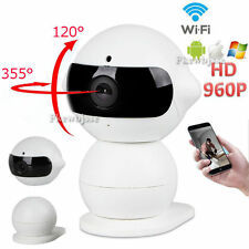 Wireless 960P Pan Tilt Security CCTV IP Camera Night Vision Network WiFi Webcam