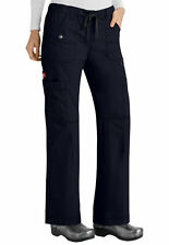 Dickies Medical Scrubs Women's Gen Flex Navy Cargo Pant Sz XS-XXL NWT