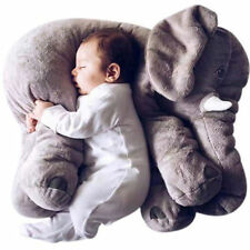 Long Nose Elephant Plush Toys Soft Toy Doll Clam Baby Sleeping Pillow Kids Gift