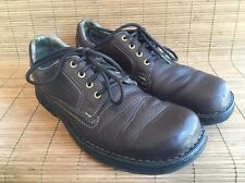 Merrell World Rambler Brown Casual Shoes Size 13 Mens Leather Oxford Lace Up