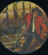 Elvis Presley - The Sun Collection Promo One-Of-A-Kind RCA Picture Disc LP