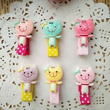 10pcs/lot cute Cat Hair Accessories Kids Girls Baby Hair Clip hairpins Barrettes