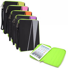 Universal 6 - 8 inch Tablet Nylon Sleeve Pouch Case Cover MINIBR4