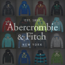 Abercrombie and Fitch/Hollister Men's Hoodie Zip Jacket New with Tag