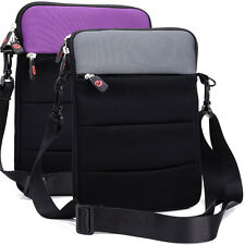 12 - 13 inch Tablet Convertible Sleeve & Shoulder Bag Case Cover 13R2-1