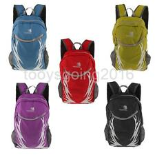 New Waterproof Foldable Backpack Camping Hiking Travel Daypack Laptop Bag 35L