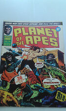 Planet of the Apes Issue 25 UK Comic