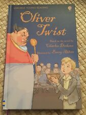 Oliver Twist (Usborne Young Reading) - New