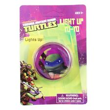 Teenage Mutant Ninja Turtles Light Up Yo-Yo Kids Toy