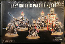 Warhammer 40K Grey Knight Paladins / Terminators New & Sealed