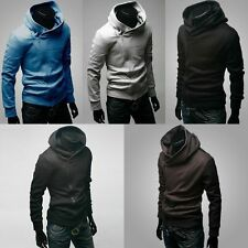 Stylish Creed Hoodie Cool Slim men's Cosplay For Assassins Jacket Costume A+