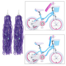 Handlebar Streamers Tassels Ribbon Kids Bicycle Tricycle Cycling Bike Scooter