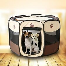 New Portable Folding Dog House Tent For Indoor Outdoor Waterproof Pet House