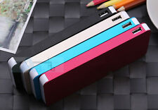 Ultrathin 50000mAh Dual USB Power Bank External Battery Charger For Mobile Phone