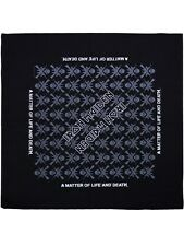 New Iron Maiden A Matter Of Life & Death Bandana