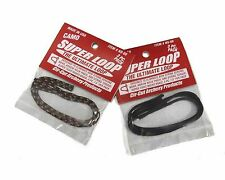 Cir-Cut Archery SUPER LOOP Bowstring Nocking D Loop Material 3 Pcs MADE IN USA