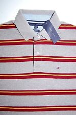 Tommy Hilfiger Man's Short Sleeve CLASSIC Fit Polo Shirt Retail: $52.50