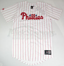 Philadelphia Phillies Replica Home MLB Baseball Jersey by Majestic Athletic