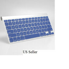 Color Silicone Cover Skin protector for Apple Wireless IMAC Bluetooth Keyboard