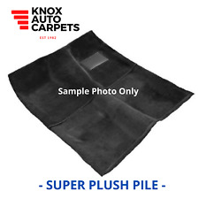 "MOULDED CAR CARPET TO  SUIT DATSUN 240K  ""SUPERPLUSH"""