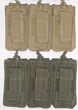 Condor MA55 Kangaroo Triple Rifle/Pistol Mag Pouch Combo MOLLE OD Green Coyote
