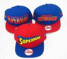 New Era A-Frame Supermam Marvel Comic Snapback 9Fifty Hat Snapback Baseball Cap