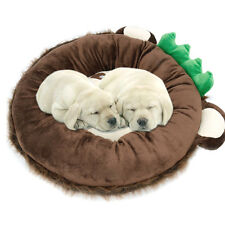 Soft Warm Cat Dog Bed House Puppy Pet Sleeping Mat Pad Cushion Lion Kennel Nest