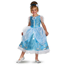 Cinderella Sparkle Deluxe Disney Princess Deluxe Costume by Disguise