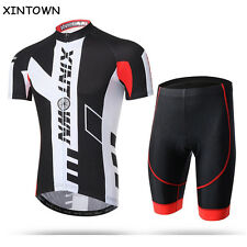 New Summer Bike Jersey Bicycle Clothing Cycling Jersey Sets MTB (bib) Shorts Kit