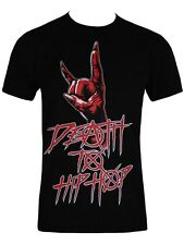 Exhibit A Gallery AB Death To Hip-Hop Unisex T-Shirt - NEW & OFFICIAL