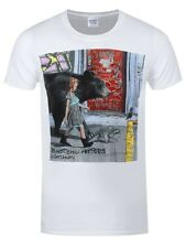 Red Hot Chili Peppers The Getaway Men's White T-shirt