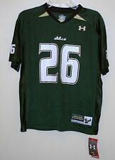 Official University Of South Florida Bull Under Armour Football Jersey Youth NWT