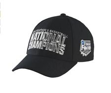 BNWT Nike Connecticut Huskies 2014 Men's National Champions Hat Cap Shirt Jersey