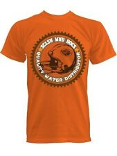 New SCLSU Mud Dogs Orange Men's T-Shirt