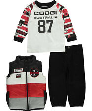 "Coogi Baby Boys' ""Bold Striping"" 3-Piece Outfit"