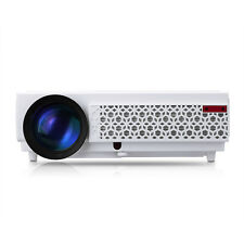 Portable LCD Projector 3D LED 1080P Home Theater Cinema Projector HDMI VGA P43