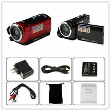 "16MP 720P HD Digital Video Camera 2.7"" TFT LCD 16x Zoom Camcorder DV Anti-shake"